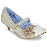 Cipők Női Félcipők Irregular Choice DAISY DAYZ Bézs / Sokszínű