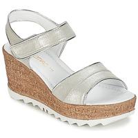 Shoes Női Szandálok / Saruk Samoa MOJILA Szürke / Fehér