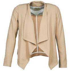 Ruhák Női Kabátok / Blézerek Lola VESTIGE Bézs