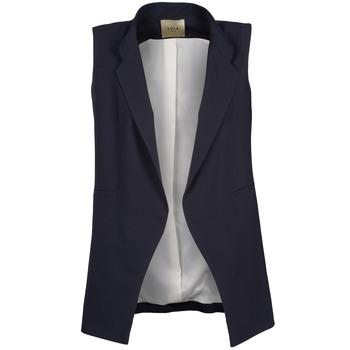Ruhák Női Kabátok / Blézerek Lola VONIG Tengerész
