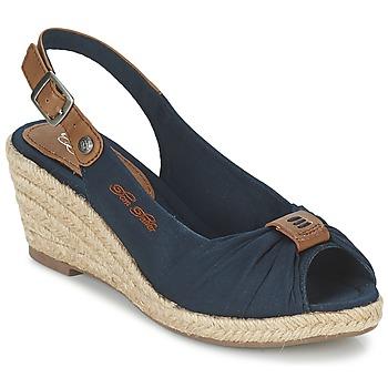 Shoes Női Szandálok / Saruk Tom Tailor FARALO Tengerész