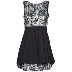 Ruhák Női Rövid ruhák Manoukian 612539 Fekete