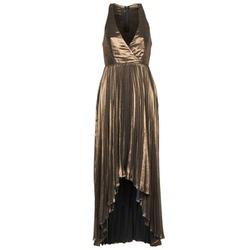 Ruhák Női Hosszú ruhák Manoukian 612556 Arany