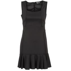 Ruhák Női Rövid ruhák Manoukian 612936 Fekete