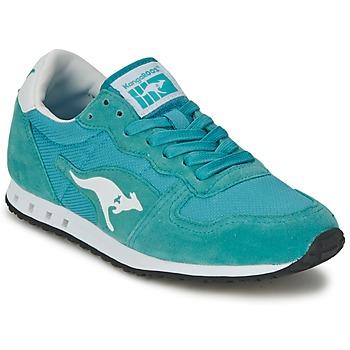 Cipők Női Rövid szárú edzőcipők Kangaroos BLAZE III Kék
