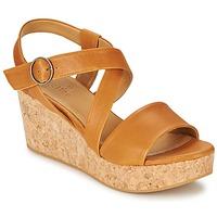 Cipők Női Szandálok / Saruk Coclico MEL Teve