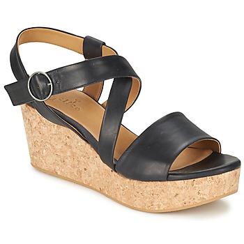 Cipők Női Szandálok / Saruk Coclico MEL Fekete