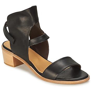 Cipők Női Szandálok / Saruk Coclico TYRION Fekete