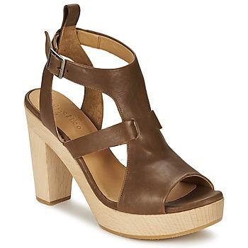 Cipők Női Szandálok / Saruk Coclico SHAE Barna