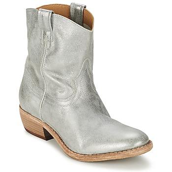 Cipők Női Csizmák Catarina Martins LIBERO Ezüst