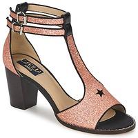 Cipők Női Szandálok / Saruk C.Petula JAIMIE Arany / Rózsaszín