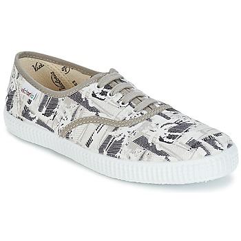 Cipők Rövid szárú edzőcipők Victoria INGLES PALMERAS Bézs