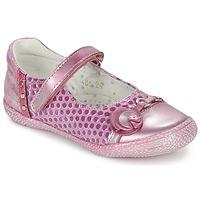 Cipők Lány Balerina cipők / babák Babybotte KAYLINE Rózsaszín