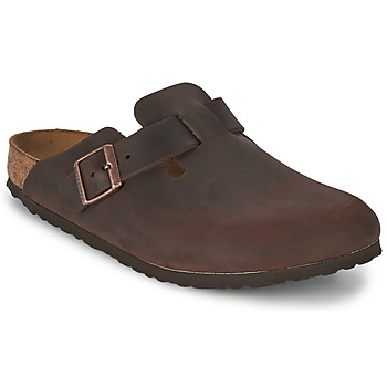 Shoes Klumpák Birkenstock BOSTON Marro