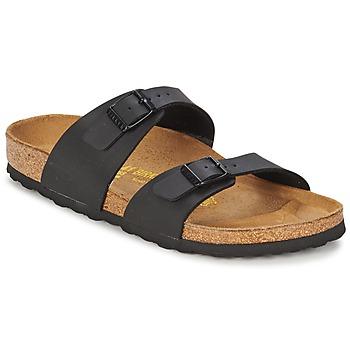 Cipők Női Papucsok Birkenstock SYDNEY Fekete  / Matt