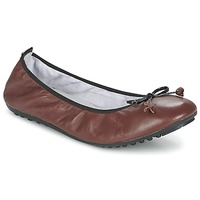 Cipők Női Balerina cipők  Mac Douglas ELIANE Barna