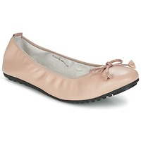 Cipők Női Balerina cipők / babák Mac Douglas ELIANE Rózsaszín