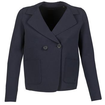 Ruhák Női Kabátok / Blézerek Marc O'Polo ONTARITA Tengerész