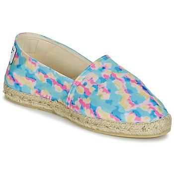 Cipők Női Gyékény talpú cipők Maiett BATIK Sokszínű