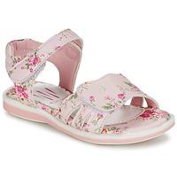Cipők Lány Szandálok / Saruk Wildflower KONGSBERG Rózsaszín