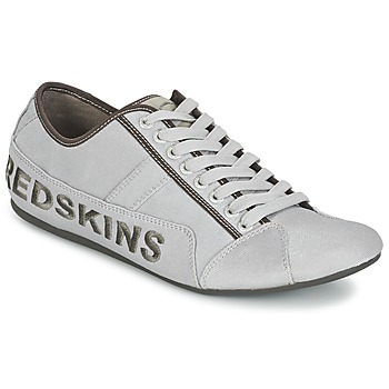 Cipők Férfi Rövid szárú edzőcipők Redskins TEMPO Szürke