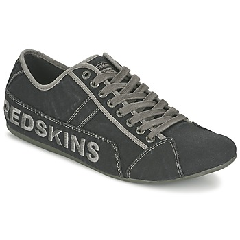 Cipők Férfi Rövid szárú edzőcipők Redskins TEMPO Fekete