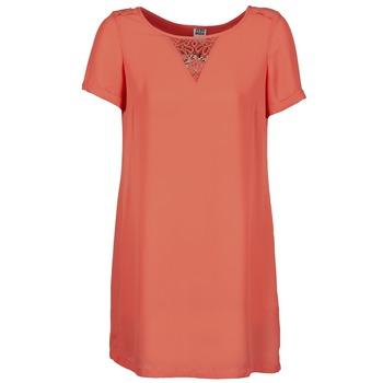 material Női Rövid ruhák Vero Moda TRIPPA Korall