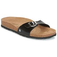 Shoes Női Papucsok Casual Attitude TERTROBAL Fekete  / Lakkozott