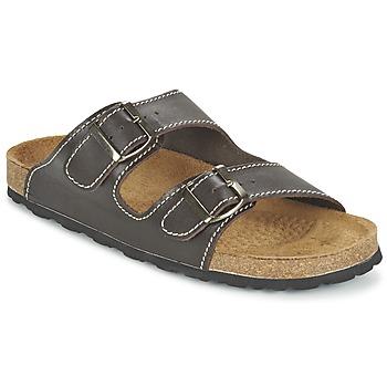Shoes Férfi Papucsok Casual Attitude TERTROBAL Barna