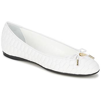 Cipők Női Balerina cipők / babák Roberto Cavalli XPS151-PN119 Fehér