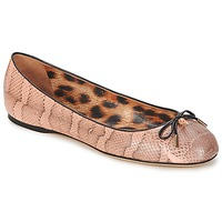 Cipők Női Balerina cipők / babák Roberto Cavalli XPS151-UB043 Rózsaszín
