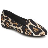 Cipők Női Balerina cipők / babák Roberto Cavalli XPS280-FLA41 Leopárd