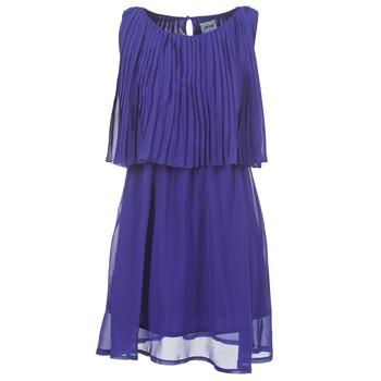 Ruhák Női Rövid ruhák Compania Fantastica CARYA Kék