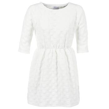 Ruhák Női Rövid ruhák Compania Fantastica FRENE Fehér