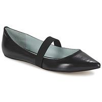 Cipők Női Balerina cipők / babák Marc Jacobs HALSEY Fekete
