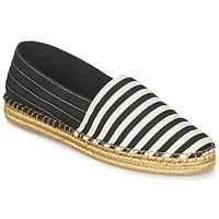 Cipők Női Gyékény talpú cipők Marc Jacobs SIENNA Fekete  / Fehér