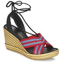 Cipők Női Szandálok / Saruk Marc Jacobs DANI Kék / Piros