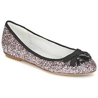 Cipők Női Balerina cipők / babák Café Noir BOLERA Fényes / Fekete