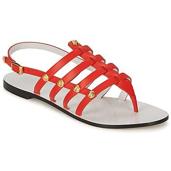Cipők Női Szandálok / Saruk Versace DSL944C Korall