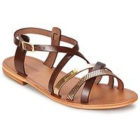 Shoes Női Szandálok / Saruk Les Tropéziennes par M Belarbi HAPAX Barna / Arany