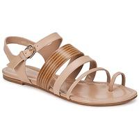 Cipők Női Szandálok / Saruk Boss Business PERNILLE Bézs