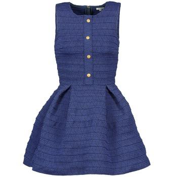 Ruhák Női Rövid ruhák Manoush ELASTIC Kék