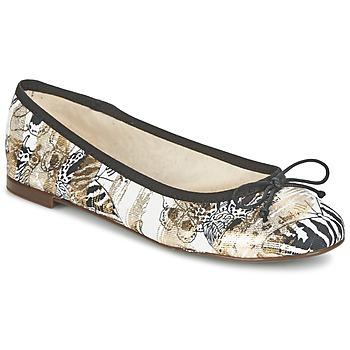 Cipők Női Balerina cipők  Desigual MISSIA Barna