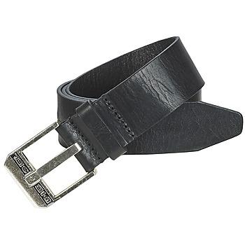 Accessorie Férfi Övek Diesel BLUESTAR Fekete