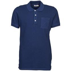 Ruhák Férfi Rövid ujjú galléros pólók Kulte DALLE Kék