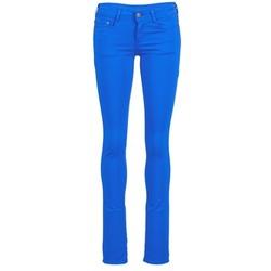 material Női Nadrágok Cimarron CASSIS Kék