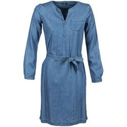 Ruhák Női Rövid ruhák Tom Tailor JANTRUDE Kék / Átlagos