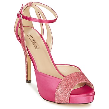 Cipők Női Szandálok / Saruk Menbur ARENALES Rózsaszín