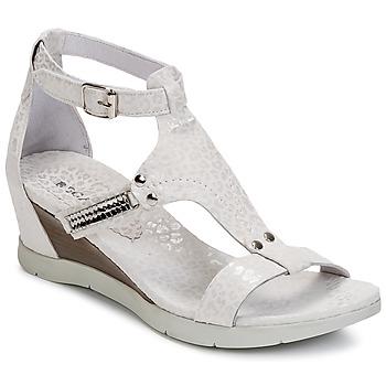 Cipők Női Szandálok / Saruk Regard RATANO Fehér