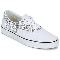 Cipők Rövid szárú edzőcipők Vans ERA Bandana / Fehér / Fekete